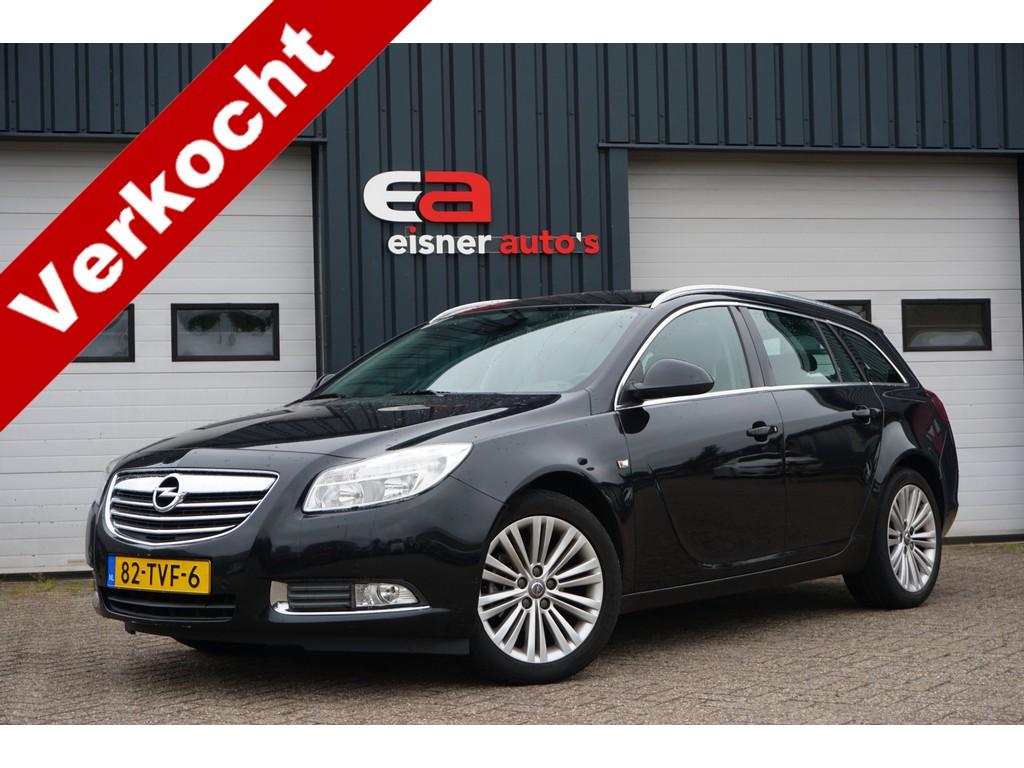 Opel Insignia Sports Tourer 1.4 Turbo 140 PK Business Edition