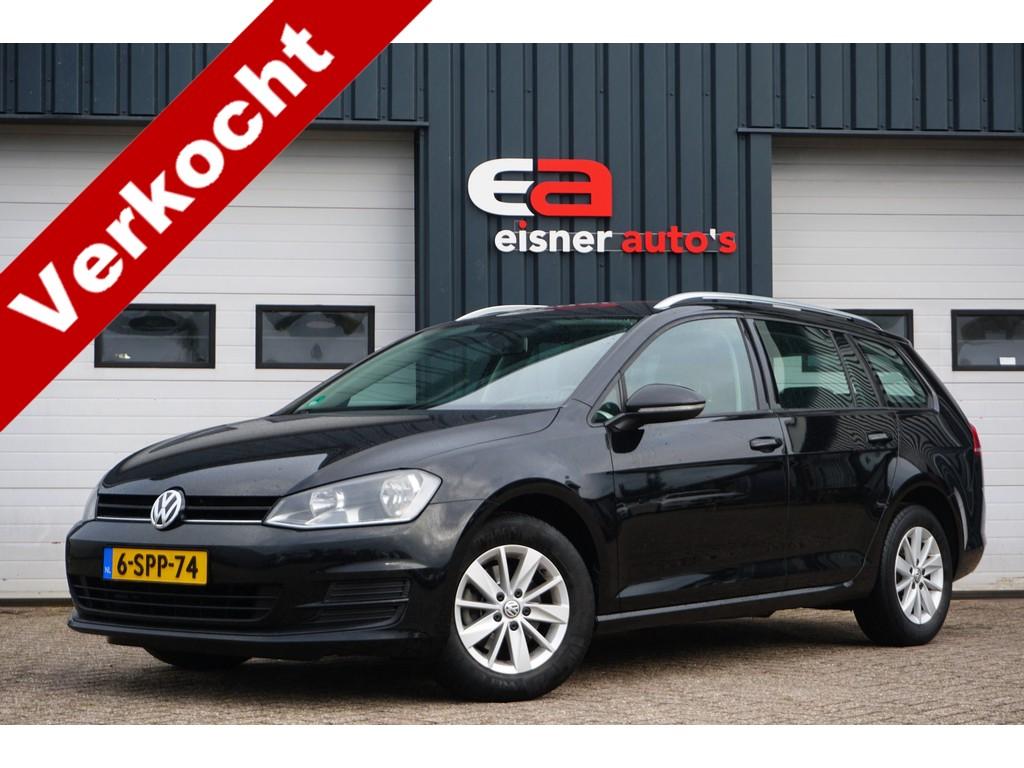 Volkswagen Golf Variant 1.6 TDI Comfortline | NAVI | ECC | CRUISE