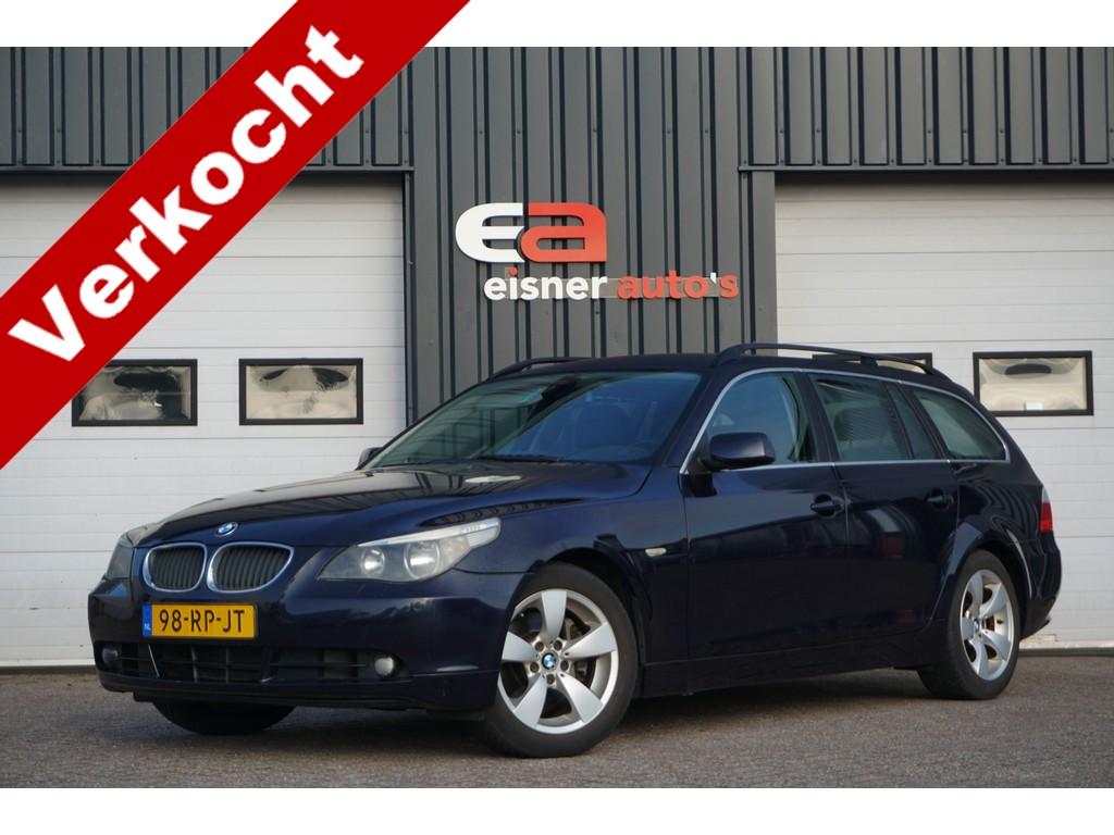 BMW 5 Serie Touring 530i Executive Automaat | TREKHAAK | NL AUTO |