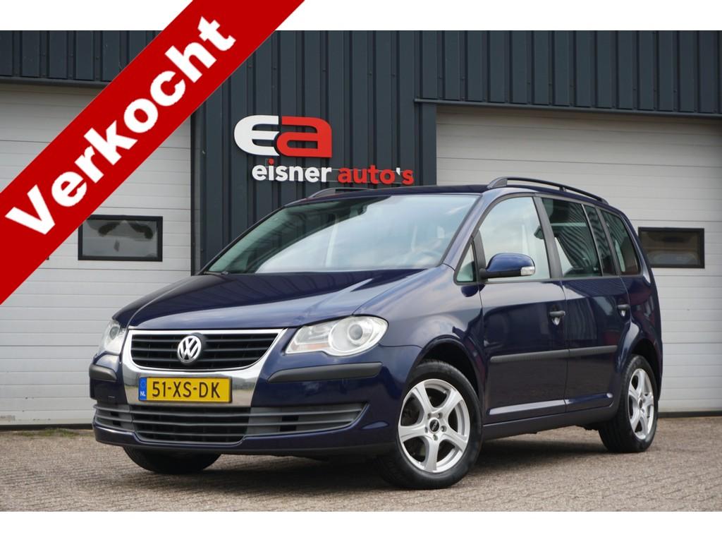 Volkswagen Touran 1.4 TSI Optive 140 PK | 7 PERSOONS | 1E EIGENAAR