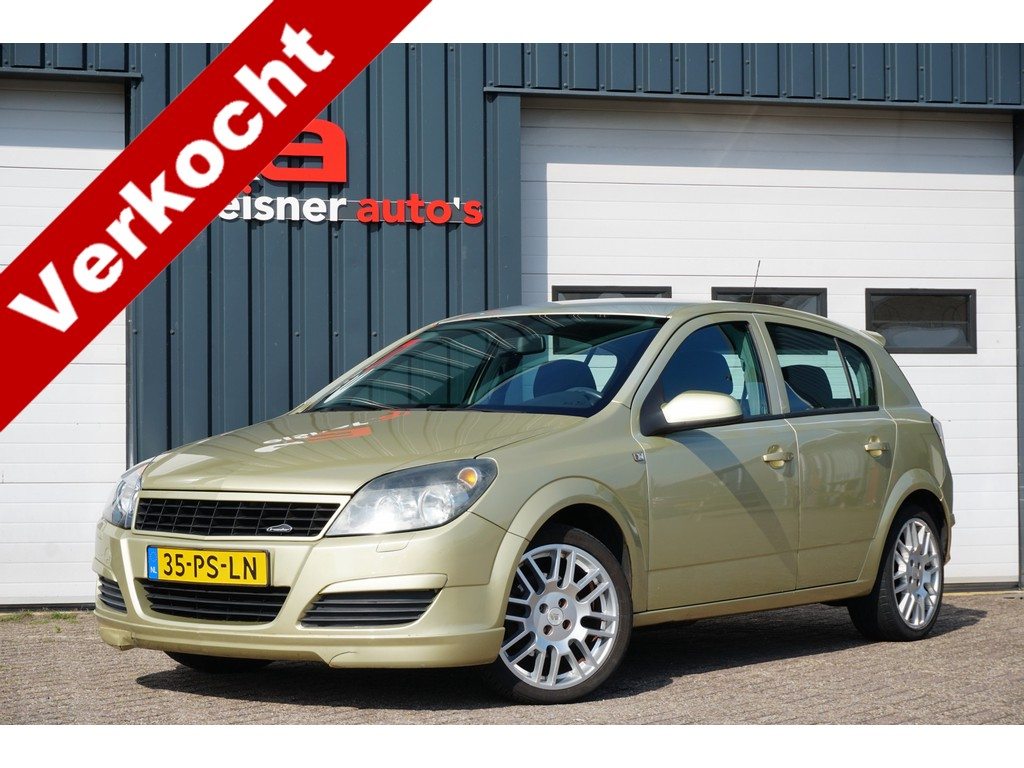 Opel Astra 1.6 Enjoy | AIRCO | CRUISE| TREKHAAK |