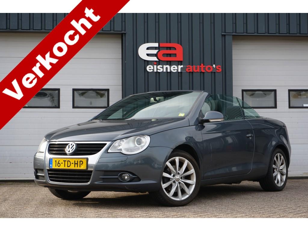 Volkswagen Eos 2.0-16v FSI | NAVI | NL AUTO | TREKHAAK |