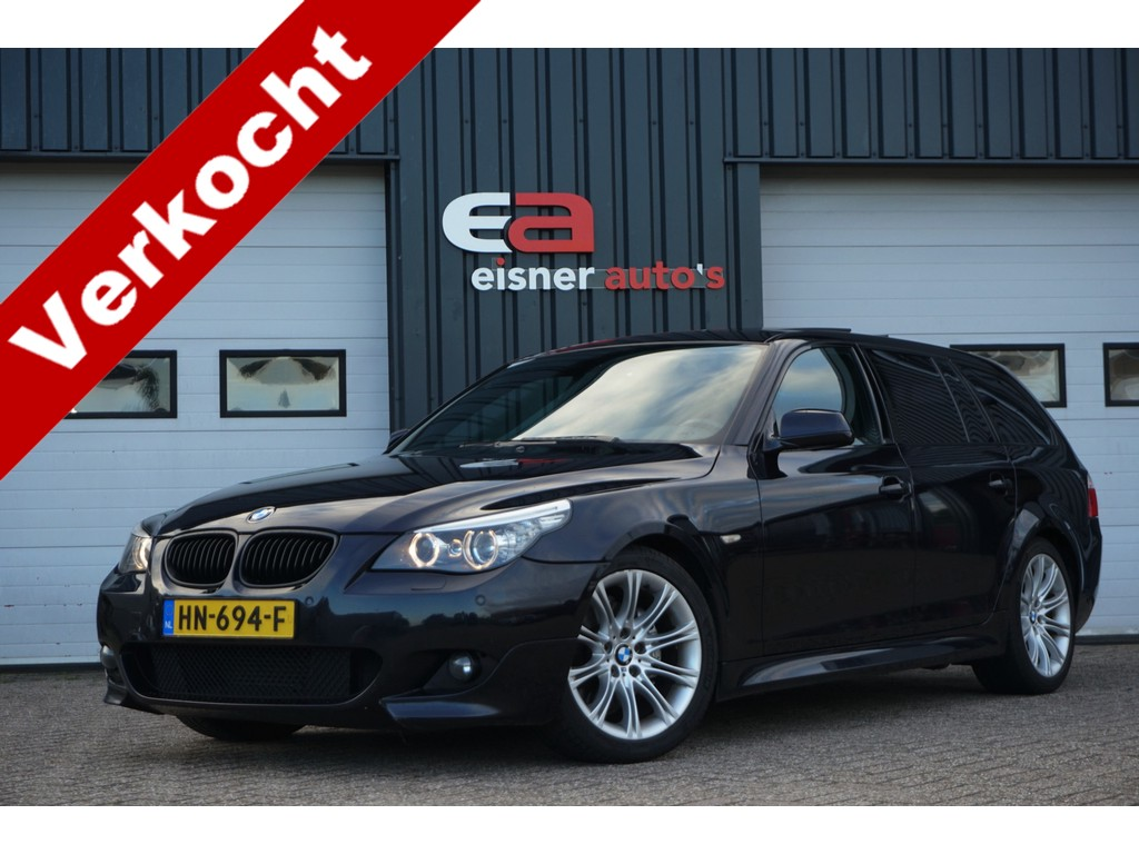 BMW 5 Serie Touring 525d LCI M -Sportpakket | XENON | PANO | NAVI PROF