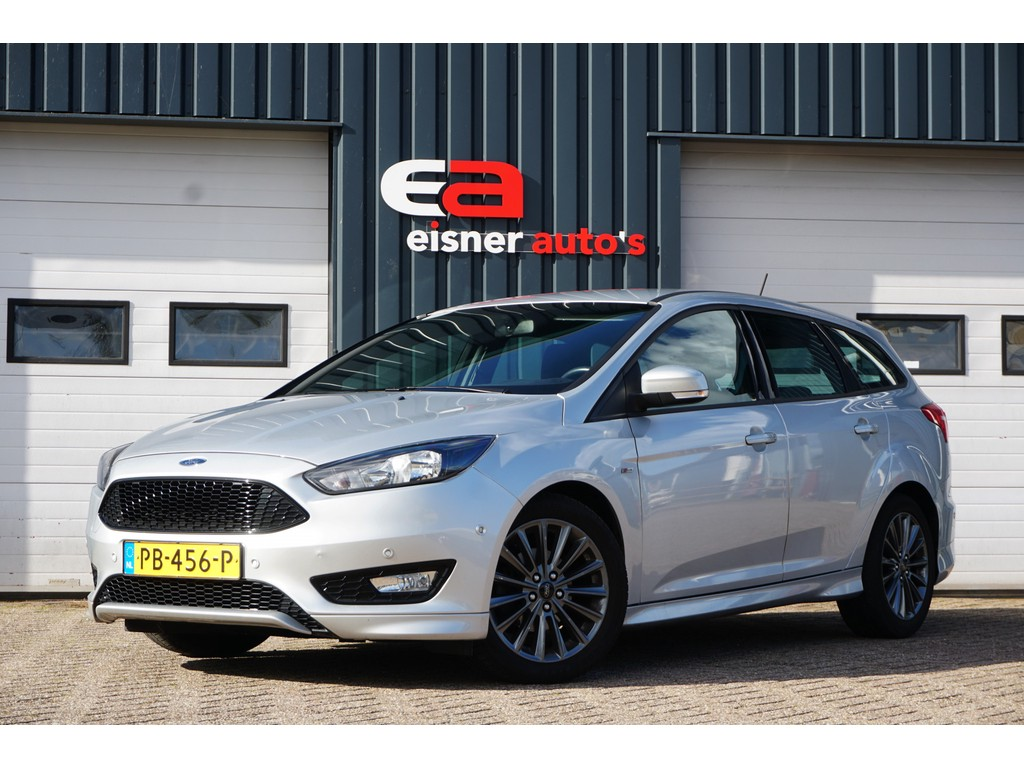 Ford Focus Wagon 1.0 125 PK ST-Line | NAVI | APPLE/ANDROID |