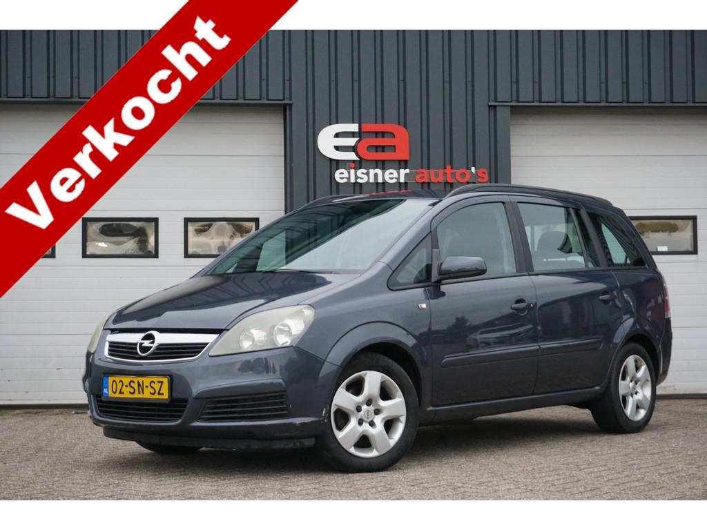 Opel Zafira 1.8 Enjoy 7 PERSOONS |AIRCO | TREKHAAK |CRUISE