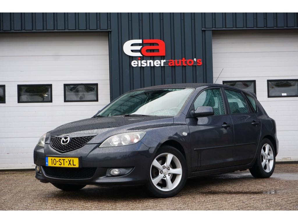 Mazda 3 Sport 1.6 Touring | ECC | 1E EIGENAAR |