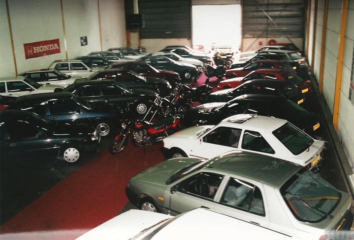 Eisner auto's opgericht